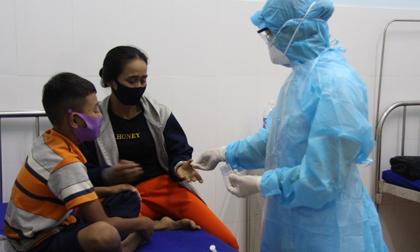 Tỉnh Đắk Nông ghi nhận thêm nhiều trường hợp dương tính với bạch hầu