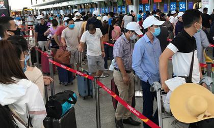 Khoảng 20.000 người du lịch Đà Nẵng sẽ trở về Hà Nội