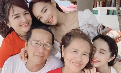 """Nhã Phương hé lộ mối quan hệ với gia đình Trường Giang, """"sốc"""" nhất là lý do ít chụp chung với bố chồng"""