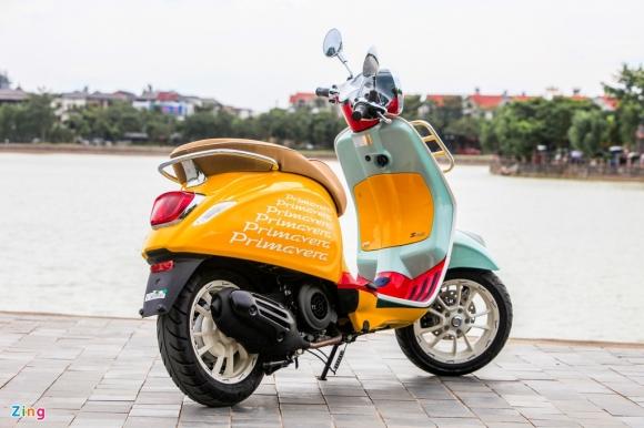 Honda SH và những mẫu xe tay ga bản giới hạn giá trăm triệu tại VN - 2