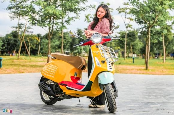Honda SH và những mẫu xe tay ga bản giới hạn giá trăm triệu tại VN
