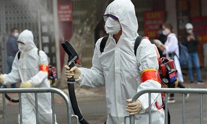 Thêm 5 ca mắc Covid-19 ở Quảng Nam, Việt Nam có tổng cộng 464 ca bệnh