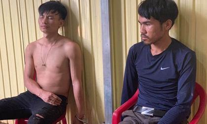 Nổ súng truy bắt nhóm vận chuyển thuê 200 kg ma túy