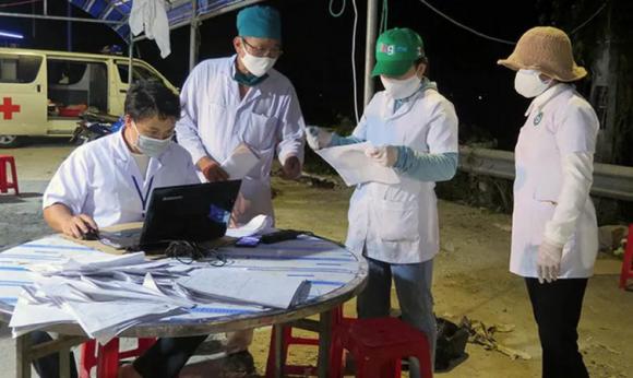 Thêm 28 ca mắc Covid-19, 19 ca liên quan đến Bệnh viện Đà Nẵng, Thái Bình ghi nhận ca mắc đầu tiên