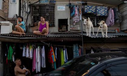 Philippines tái phong tỏa thủ đô Manila vì số ca nhiễm Covid-19 tăng cao