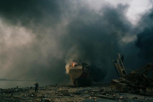 'Thi thể khắp nơi' - cảnh tượng tang tóc sau vụ nổ ở Beirut - 1