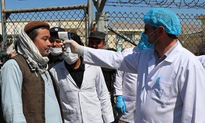 Công bố gây sốc: Ước tính 10 triệu người Afghanistan mắc Covid-19