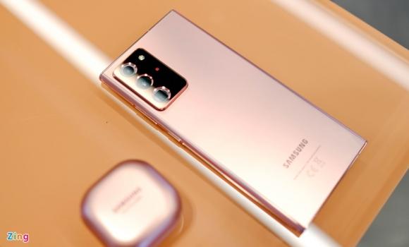 Chi tiết Galaxy Note20 Ultra - S Pen nâng cấp, giá từ 30 triệu đồng - 1