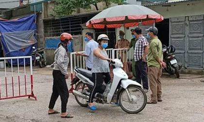 TP Sầm Sơn phong tỏa khu phố có 305 hộ dân sau khi ghi nhận ca nghi mắc Covid-19
