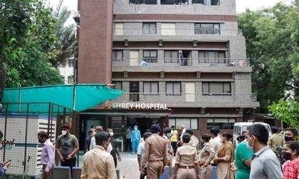 Hỏa hoạn tại bệnh viện ở Ấn Độ, 8 bệnh nhân nCoV tử vong