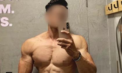 HLV thể hình bán dâm 18 triệu đồng: Từng học đại học danh tiếng tại Hà Nội, cuộc sống sang chảnh, body 6 múi đúng chuẩn 'gym thủ'