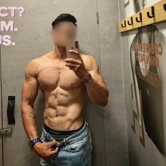 HLV thể hình bán dâm 18 triệu đồng: Từng học đại học danh tiếng tại Hà Nội, cuộc sống sang chảnh, body 6 múi đúng chuẩn 'gym thủ' - 1