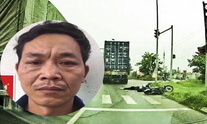 Tạm giữ hình sự tài xế xe container đâm nữ sinh tử vong rồi bỏ chạy