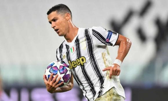 Ronaldo lập cú đúp nhưng vẫn không thể 'gánh' Juventus vào tứ kết - 1