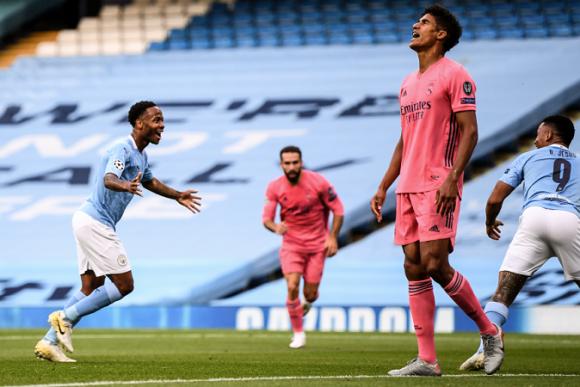 Varane mắc 2 sai lầm khó tin, Man City 'đá bay' Real Madrid khỏi Champions League - 2