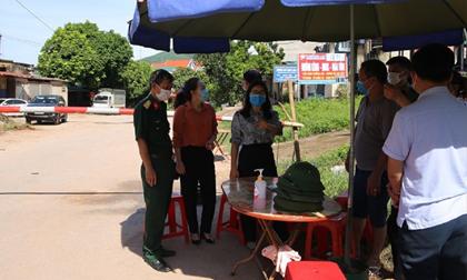 6 ca nhiễm COVID-19, Bắc Giang tiếp tục ra thông báo khẩn