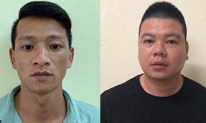 Khởi tố 2 kẻ đi Mercedes chở 10 người Trung Quốc vượt biên