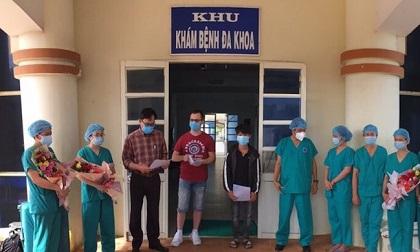 2 ca nhiễm COVID-19 ở Quảng Ngãi được công bố khỏi bệnh