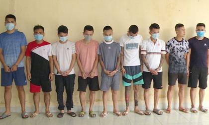 2 nhóm giang hồ ở Sầm Sơn 'hỗn chiến' trên phố vì mâu thuẫn