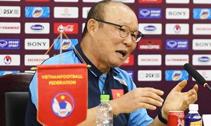 HLV Park Hang-seo: 'Dốc toàn lực cho giấc mơ World Cup'