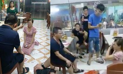Chủ quán Nhắng nướng bắt khách quỳ gối ở Bắc Ninh bị phạt hơn 30 triệu đồng
