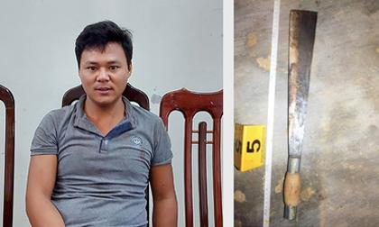 Quảng Bình: Mâu thuẫn gia đình, nghịch tử cầm dao đuổi chém cha, cắt cổ mẹ