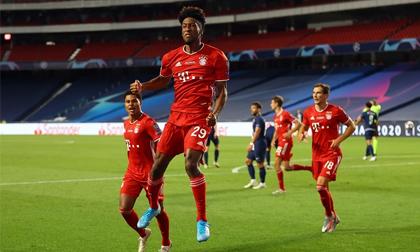 PSG 0-1 Bayern Munich: Neymar, Mbappe gây thất vọng, Bayern lần thứ 6 vô địch C1/Champions League
