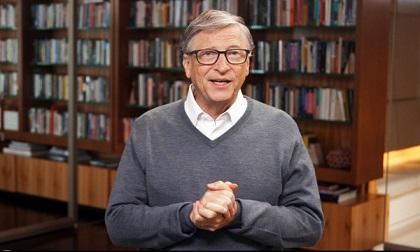 Tỷ phú Bill Gates đang làm gì khi ở nhà tránh dịch? Điểm khác biệt của tỷ phú và người thường là đây!