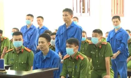 6 bị cáo trong đường dây ma túy 'khủng' bị tuyên án tử hình