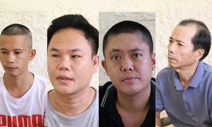 Triệt phá đường dây cá độ bóng đá 10.000 tỷ đồng ở Hà Tĩnh