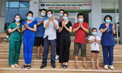 Nhân viên cửa hàng pizza mắc Covid-19 ở Hà Nội khỏi bệnh
