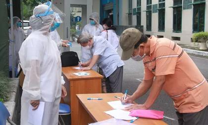Sáng nay 2-9, không ghi nhận ca mắc Covid-19 mới ở cộng đồng, 117 bệnh nhân âm tính