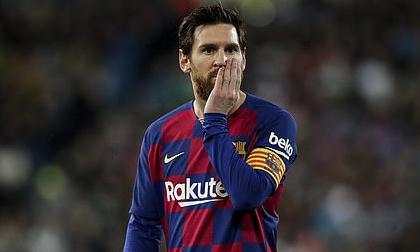 Man City đạt thỏa thuận với Messi
