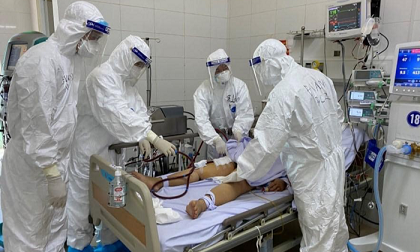 Nữ bệnh nhân 83 tuổi nhiễm COVID-19 tử vong trên nền bệnh suy thận giai đoạn cuối