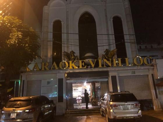 Phát hiện 42 nam nữ phê ma túy trong phòng thu âm ở TP.HCM