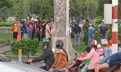 Nam thanh niên bị chém chết ở công viên Tam Hiệp - Biên Hòa