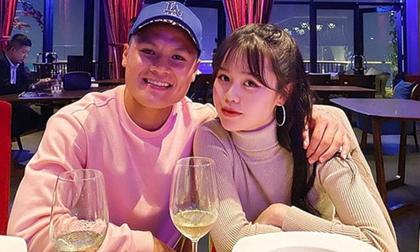 Trước 'vợ yêu' Huỳnh Anh, Quang Hải cũng từng gọi Nhật Lê và cô chủ tiệm nail là vợ