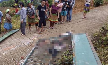 Lào Cai: Sập cổng trường mầm non, 3 cháu bé tử vong