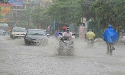 Dự báo thời tiết ngày 8/9: Miền Bắc mưa to, đề phòng lũ quét và sạt lở đất