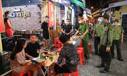 Hà Nội dừng hoạt động quán bar, karaoke đến khi hết dịch Covid-19