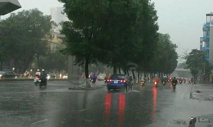 Thời tiết ngày 9/9: Bắc Bộ mưa rào và dông rải rác