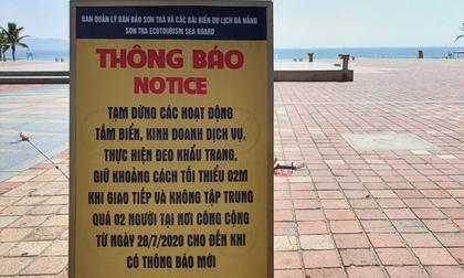 Dự kiến ngày 11/9, Đà Nẵng cho người dân tắm biển, nhà hàng mở cửa và học sinh đi học trở lại