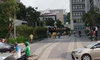 Danh tính đôi nam nữ rơi từ tầng 35 chung cư tử vong trong đêm ở Hà Nội