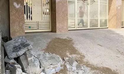 Sập bờ tường nhà dân, một học sinh lớp 5 tử vong trong giờ ra chơi