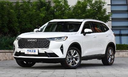 5 mẫu ô tô Trung Quốc giá rẻ, SUV 7 chỗ khá 'bảnh' chỉ ngang giá Toyota Vios ở Việt nam