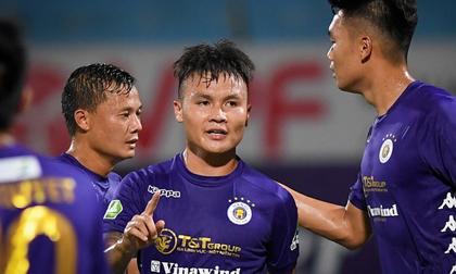 Quang Hải đối đầu Công Phượng tại bán kết Cúp Quốc gia