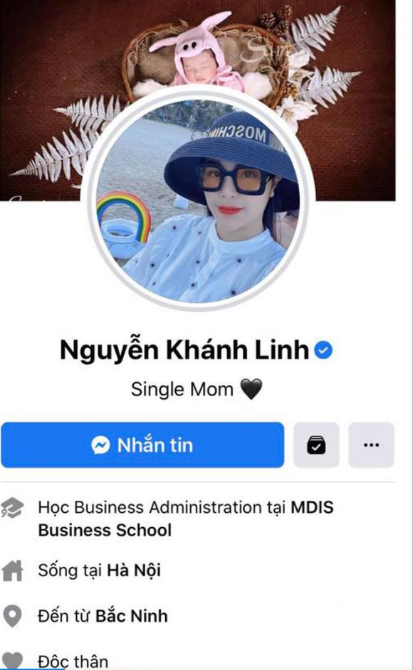 Biến căng cực: Khánh Linh nhận là 'single mom', độc thân và xoá sạch ảnh chụp chung kể cả ảnh ăn hỏi cùng Tiến Dũng