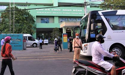 Bệnh viện Đà Nẵng mở cửa đón bệnh nhân đến khám và điều trị trở lại