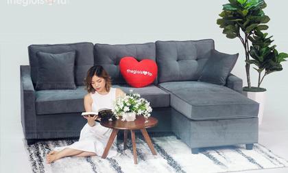 7 ưu điểm nổi bật của sofa góc phòng khách mà bạn cần biết
