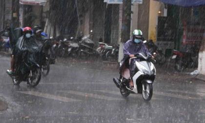 Dự báo thời tiết ngày 14/9: Hà Nội có mưa rào và dông vài nơi